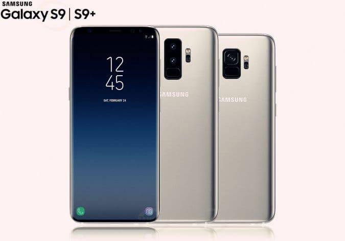 Сравнение Galaxy S9 vs Huawei P10: что лучше?
