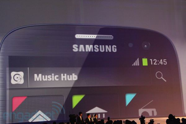Новые сервисы для Samsung Galaxy S3: Music Hub, S Health и некоторые другие
