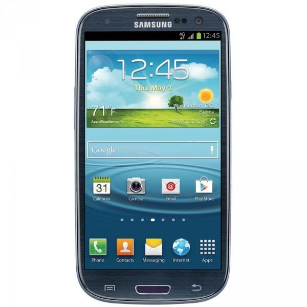 Galaxy S3 Developer Edition за 600 €