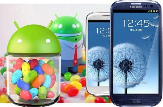 Легкий способ настройки Galaxy S3 версии Android 4.1.1 Jelly Bean