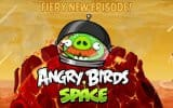 Angry Birds Space завоевывают Марс: Angry Birds Space Red Planet