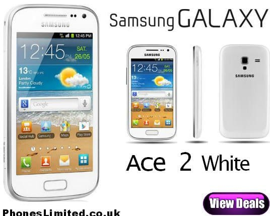 Samsung Galaxy S3 Mini vs Samsung Galaxy Ace 2