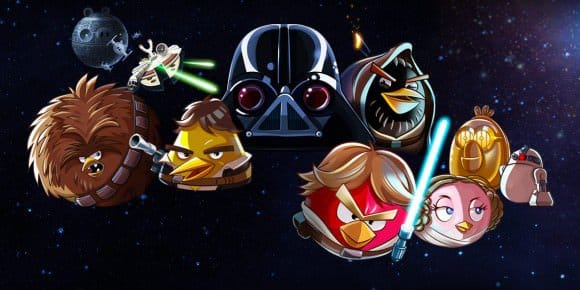 Download Angry Birds Star Wars (2012) {L} [ENG] Torrent