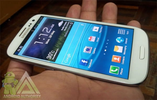 Samsung Galaxy S3 vs HTC One X+