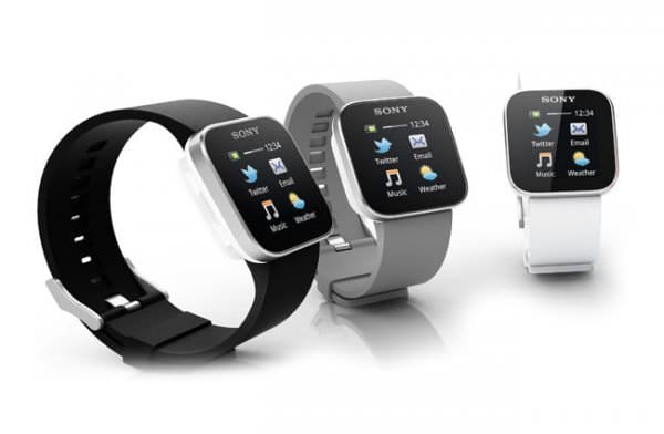 Тест Sony SmartWatch