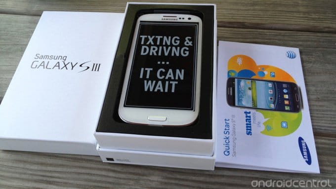Download Samsung Galaxy S3 User Manual