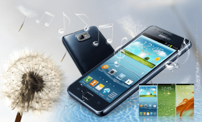 Galaxy S II Plus теперь доступен в Финляндии за 378 евро