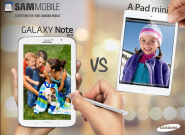 6 причин в пользу Samsung Galaxy Note 8.0 против iPad mini