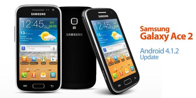 Как прошить Galaxy Ace 2 на Android 4.1.2 Jelly Bean