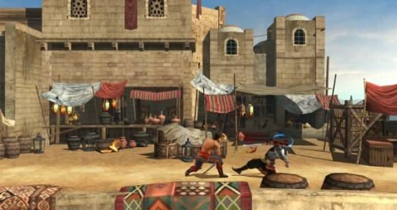 Prince of Persia: The Shadow and the Flame для Android выйдет 25 июля