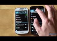 Samsung Galaxy S4 vs Galaxy S4 mini [Видео]