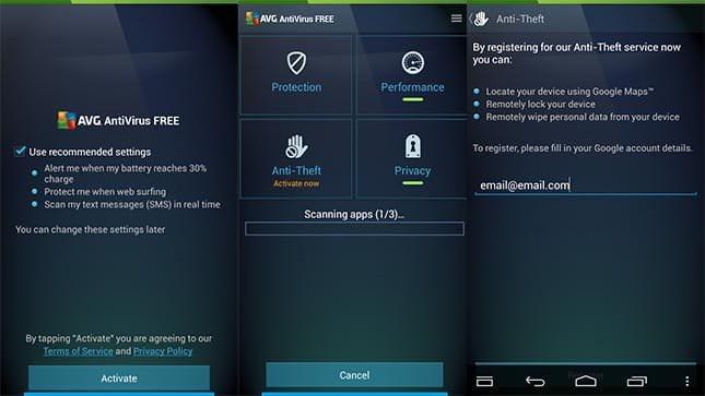 ТОП 00 лучших антивирусов да антишпионов для защиты Android