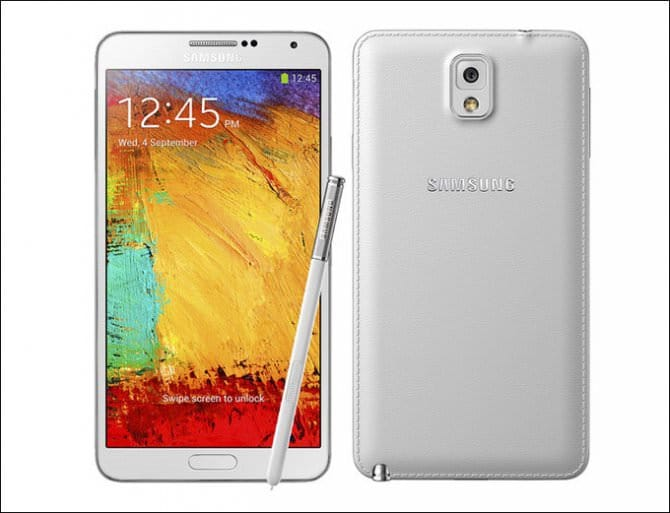 Samsung Galaxy Note 3 получил экран PenTile AMOLED как в Galaxy S4?