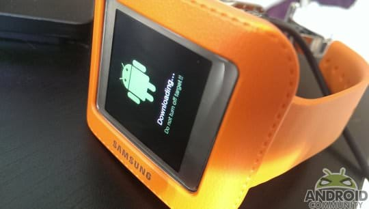 Часы Samsung Galaxy Gear получили root-права