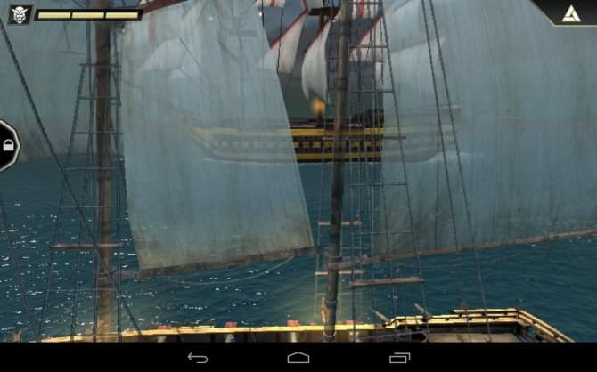 Assassins Creed Pirates для Android уже доступен в Google Play