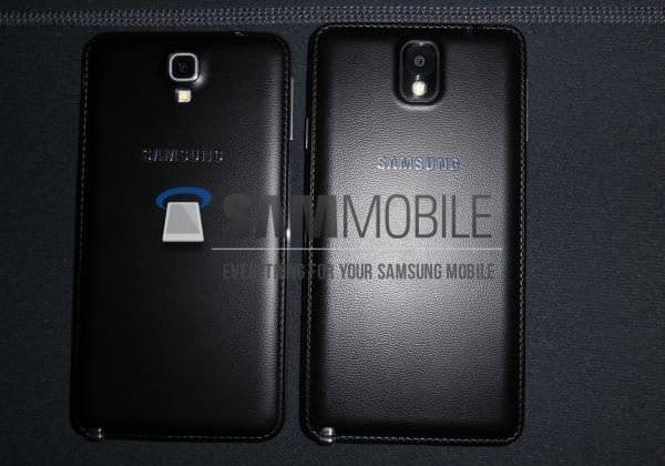 Сравниваем Samsung Galaxy Note 3 Neo vs Samsung Galaxy Note 3
