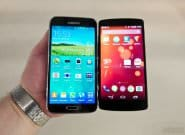 Сравнение Samsung Galaxy S5 vs Nexus 5