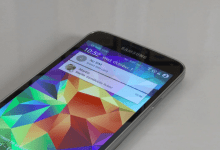 ������� �������������� �������� Android L �� Galaxy S5