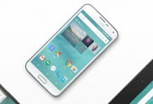 ����� ����� ����������� Galaxy S5 Google Play Edition � Lollipop