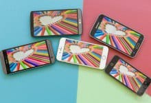 ��������� ������� iPhone 6, Galaxy S5, LG G3, HTC One (M8) � iPhone 5S