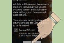 Как учинить сбрасывание настроек в Android смартфоне кроме убыль важных файлов да данных