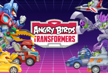 Angry Birds Transformers выпущена для Android