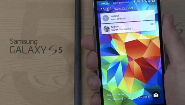 Samsung galaxy s5 android 5.0 root права