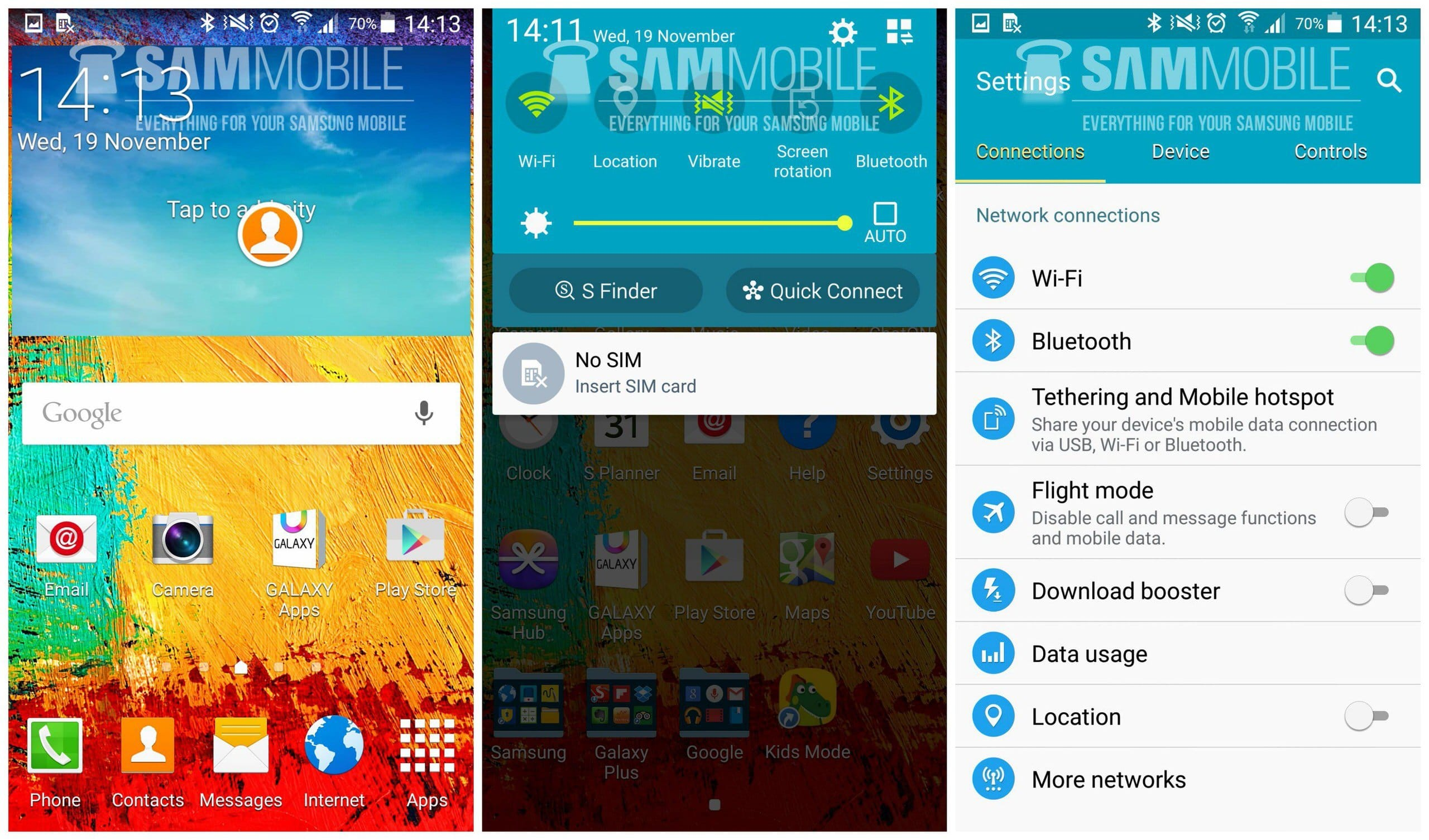Android 5.0 Lollipop для Galaxy Note 3 ...
