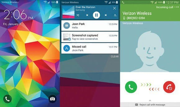 Android 5.0.2 Lollipop для Galaxy S5 с Exynos процессором также доступен