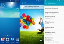 Обновление Android 5.0 Lollipop для Galaxy S4 уже выпускают в Европе