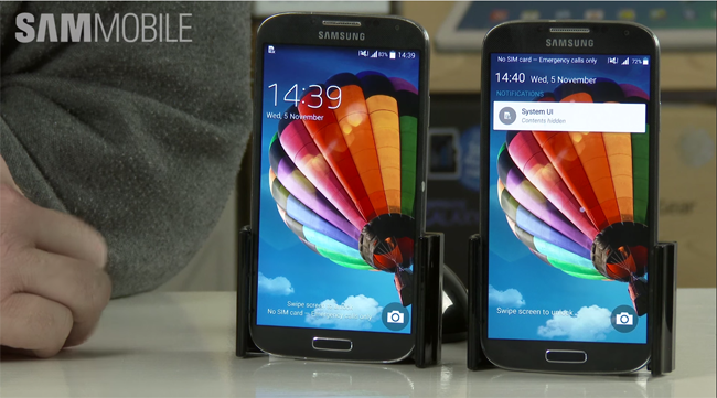 Samsung Galaxy S4 Google Play Edition получит Android 5.1