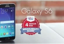 Galaxy S6 оказался прочнее, чем iPhone 6, iPhone 6 Plus, Galaxy S6 Edge и даже Galaxy S5