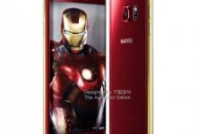 Samsung выпустит Galaxy S6 и Galaxy S6 Edge Iron Man Edition