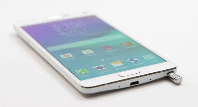 Samsung Galaxy Note 5 не будет доступен в России