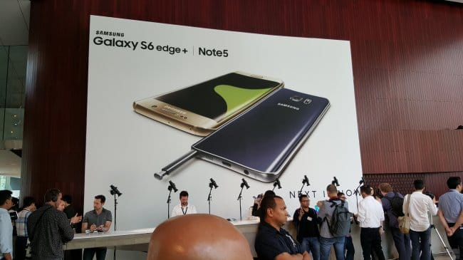 Сравнение камеры Samsung Galaxy Note 5 с Note 4, S6 и iPhone 6 Plus