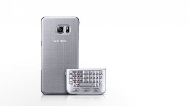 Обзор Samsung Keyboard Cover для Galaxy S6 Edge+