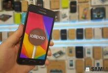 Установка официального Android 5.0.2 Lollipop на Samsung Galaxy Grand Prime (Россия)