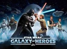 Star Wars: Galaxy of Heroes еще доступна про Android