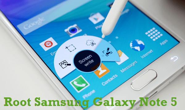 Как получить root на Samsung Galaxy Note 5 с Android 5.1.1