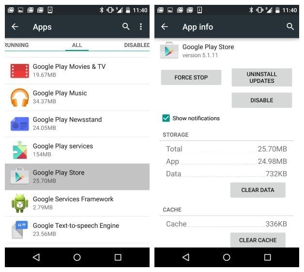 Распространенные ошибки Google Play равным образом как бы их устранить