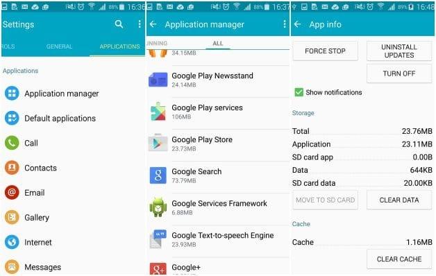 Распространенные ошибки Google Play да наравне их устранить