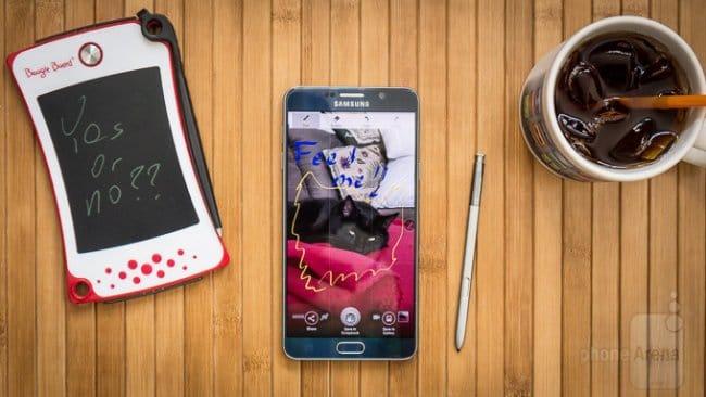 Технические характеристики Samsung Galaxy Note 6