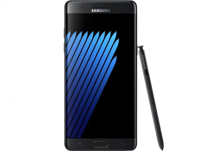 Обзор характеристик Samsung Galaxy Note 7