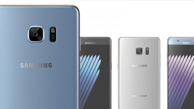 7 причин перейти с Samsung Galaxy Note 4 на Galaxy Note 7