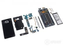 В iFixit разобрали Samsung Galaxy Note 7