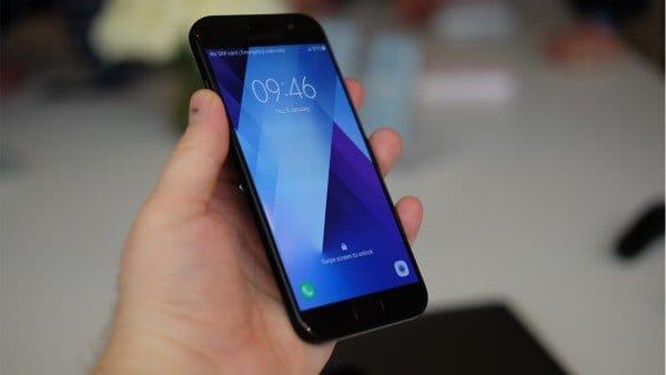 Обзор смартфона Samsung Galaxy A5 (2017)