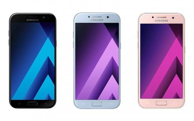 Сравнения Samsung Galaxy A5 (2017) и Galaxy A5 (2016): что выбрать, GD