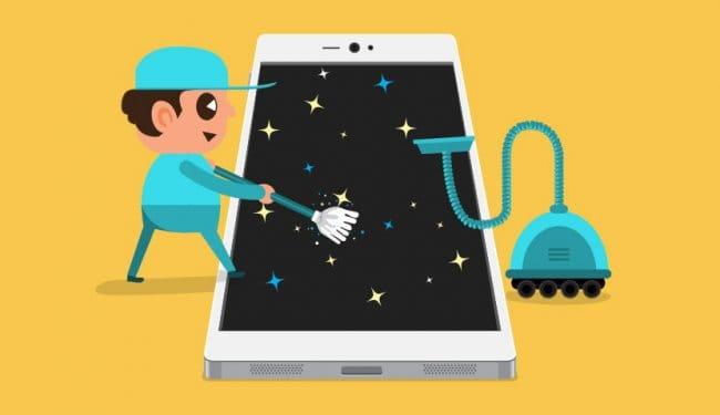 Как очистить ваше Android-устройство: кэш, история и ненужные файлы