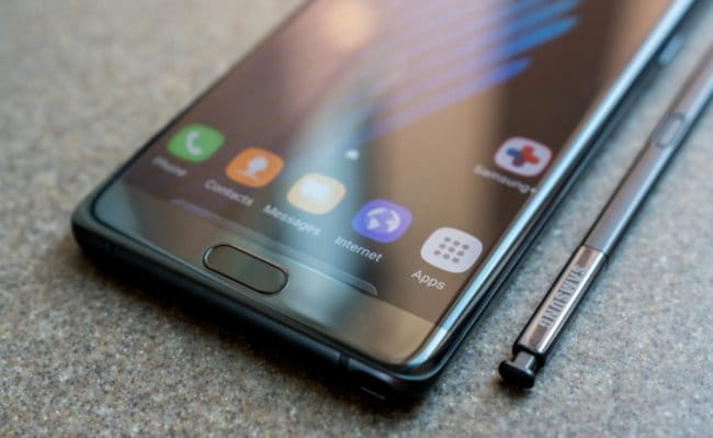 Samsung Galaxy Note 8 будет представлен в начале августа