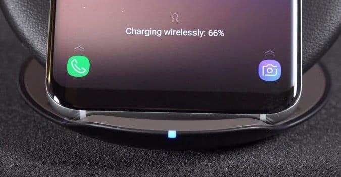 Беспроводная зарядка для Samsung Galaxy S8: обзор и опыт использования